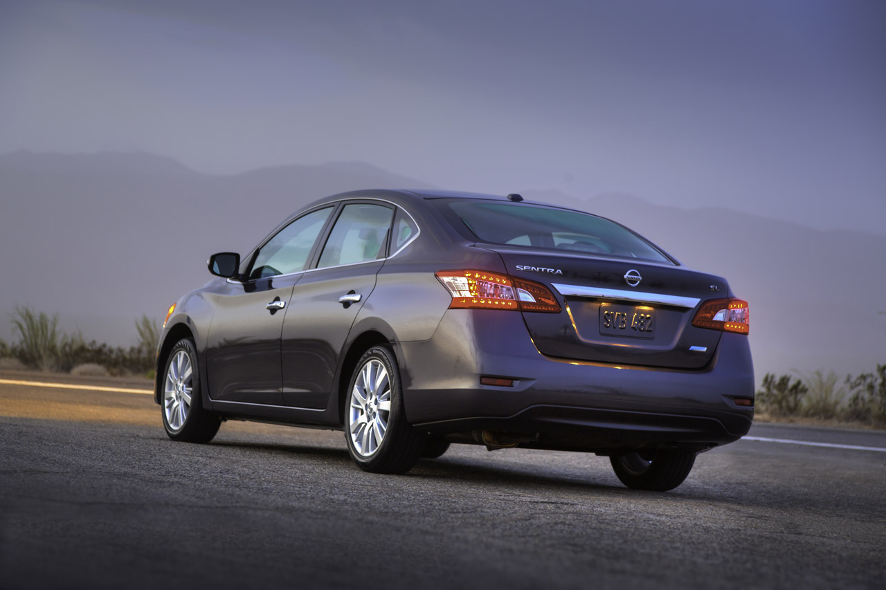 Stud Or Dud All New 2013 Nissan Sentra Readies To Battle In Segment Where Is The Inertia Switch On 2015 Without Sport Models