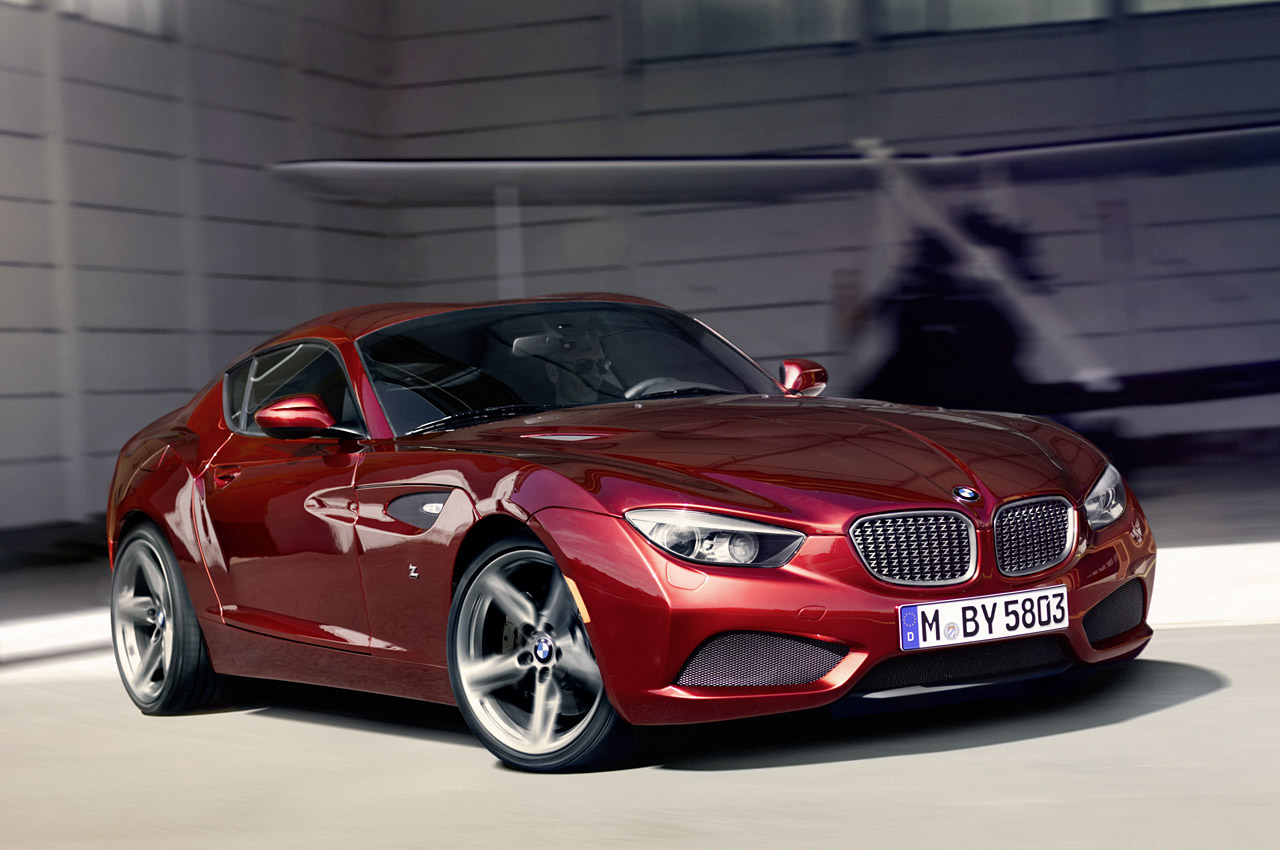 Stud Or Dud Bmw Z4 Zagato Coupe Unveiled Ahead Of