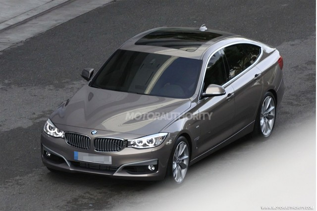 Stud Or Dud BMWs Series Gran Turismo Caught In The Buff - Bmw 2013 models