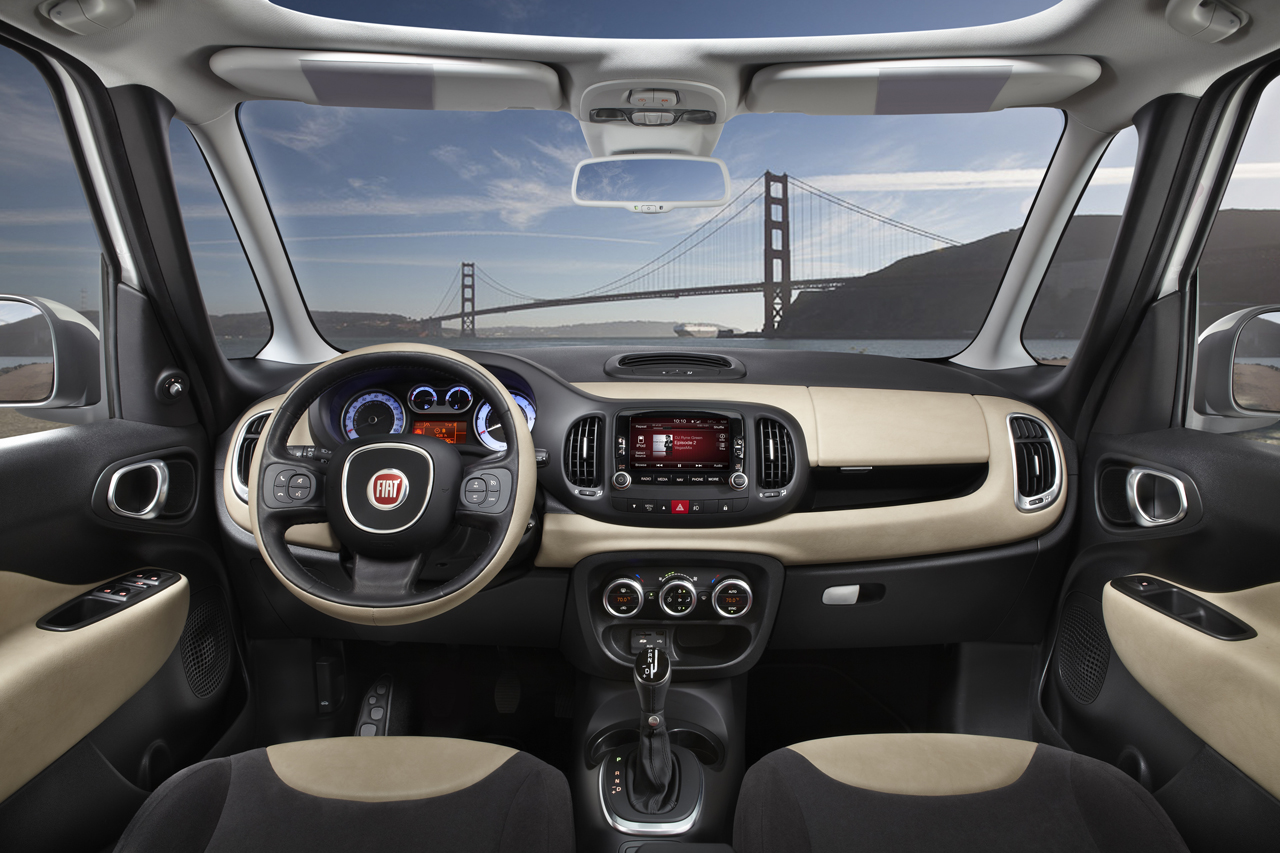 LA AUTO SHOW Fiat Continues To Pressure Mini By Introducing The