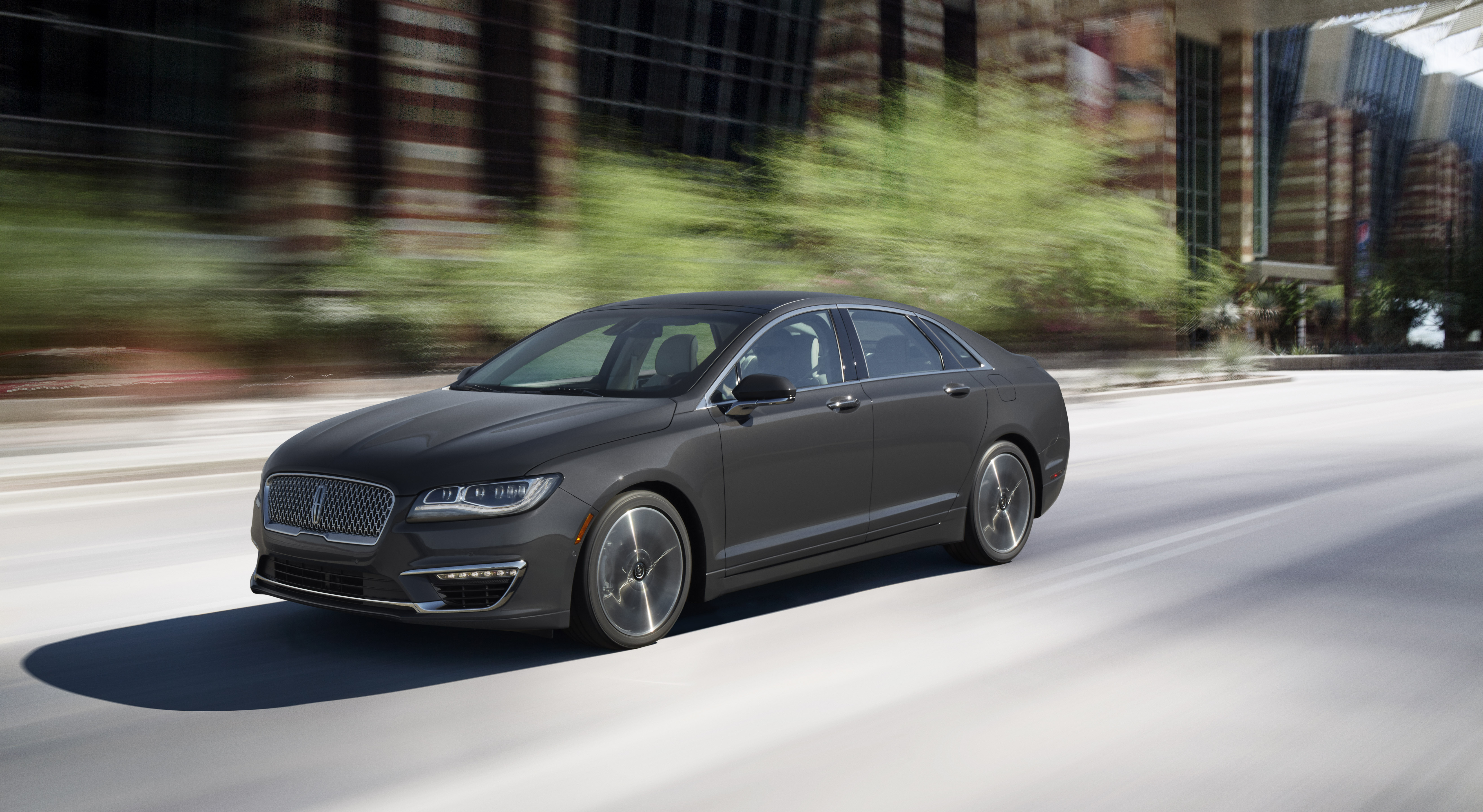Top 10 most affordable luxury cars autospies auto news -  Laas2015 You A Fan Now Lincoln Restyles 2017 Mkz And Adds 400hp V8 To Line Up