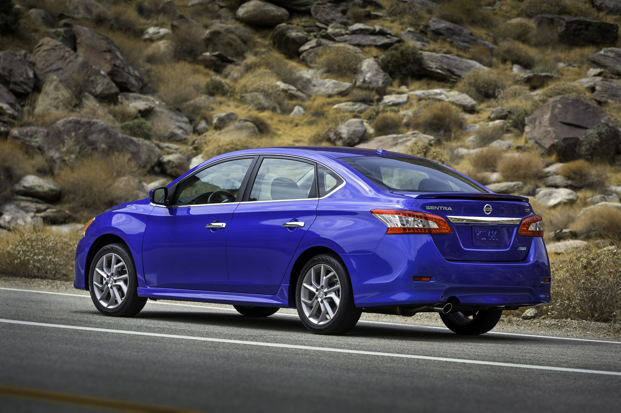 STUD OR DUD All New 2013 Nissan Sentra Rea s To Battle