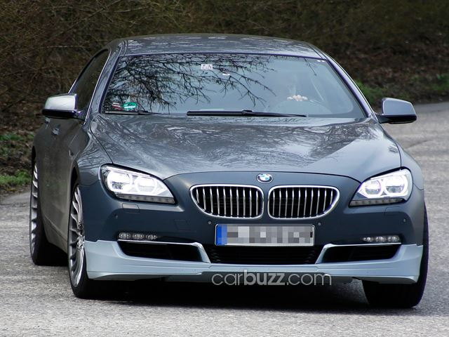 STUD OR DUD Alpinas BMW Series Gran Coupe Caught In The Nude - Bmw 6 series alpina