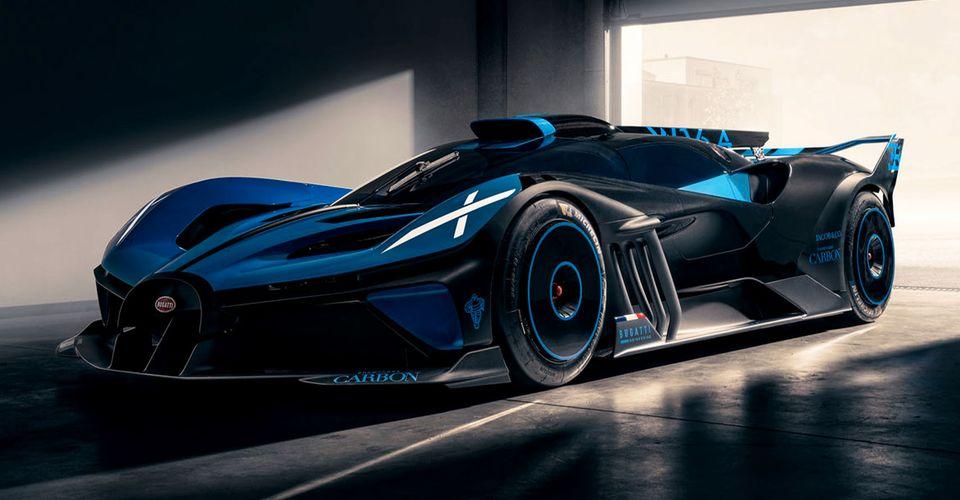 Bugatti Bolide Hypercar Bows Giving Radical Exterior And Interior Design Autospies Auto News