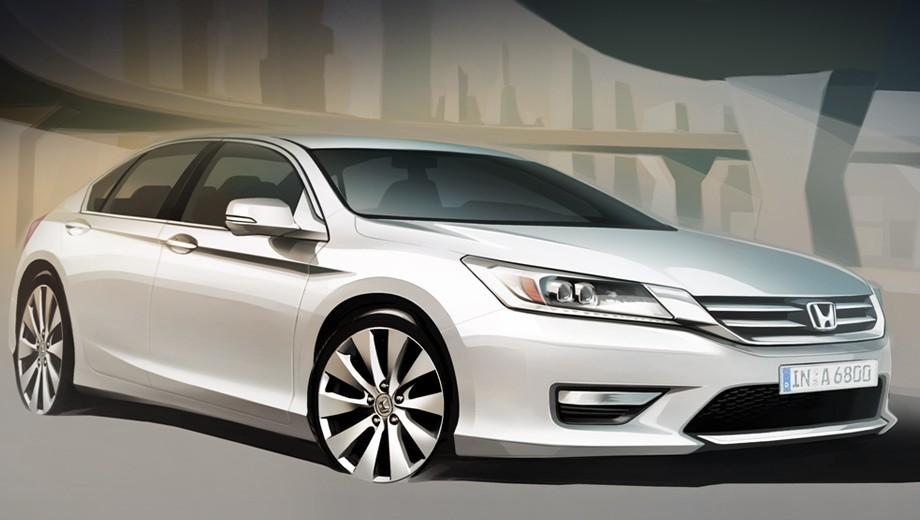 2013 European Honda Accord