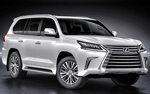 Lexus Gx 460 2020 Review Design Highlights New Additions To