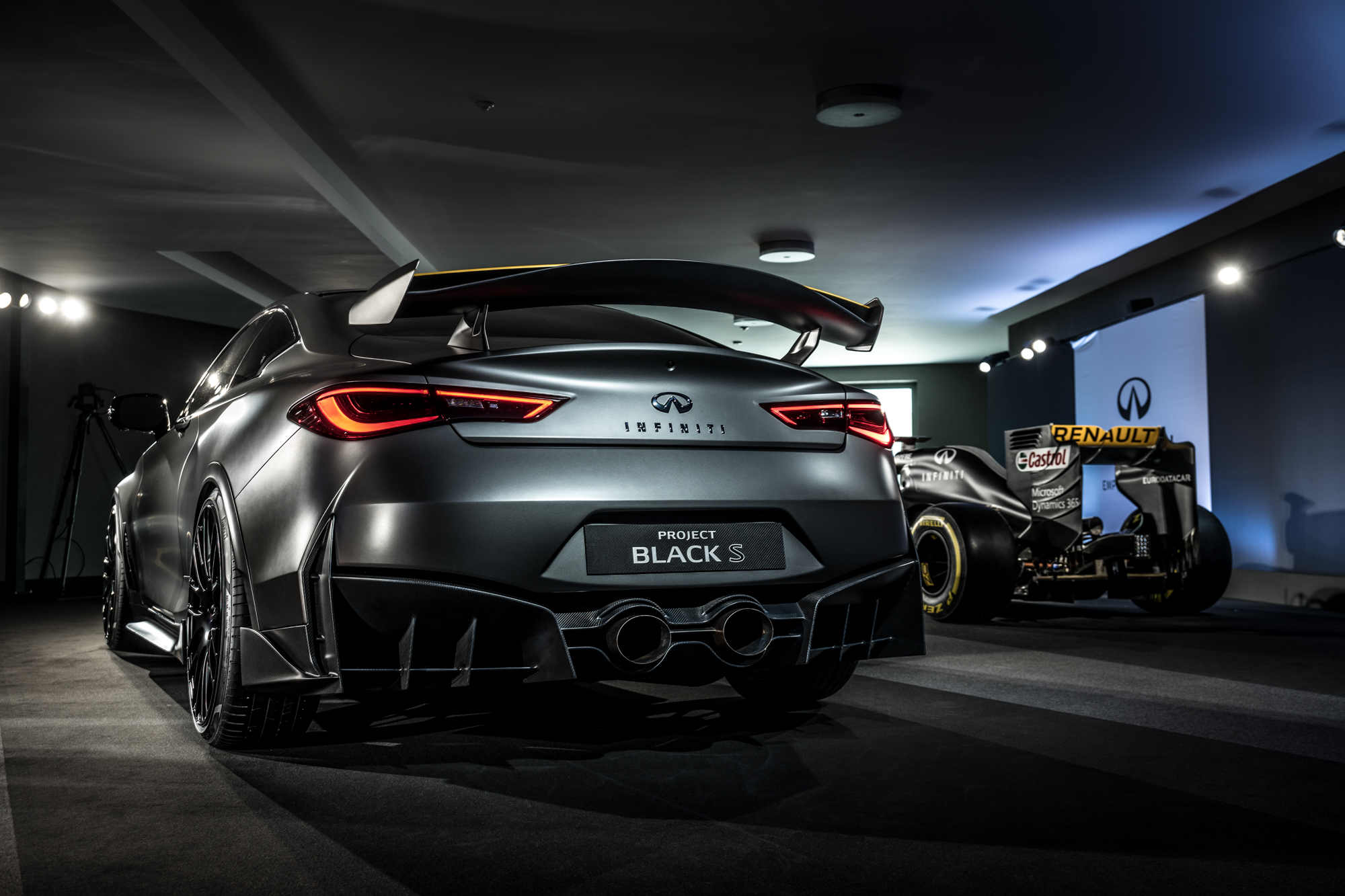 2018 bmw 5 series black