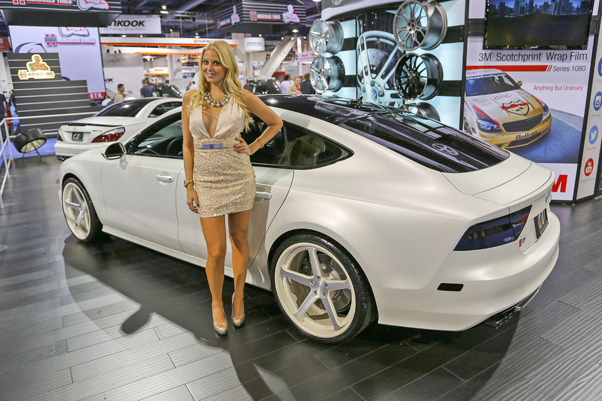 2012 Sema Show Agent001 Gives Us His Best Picks For This