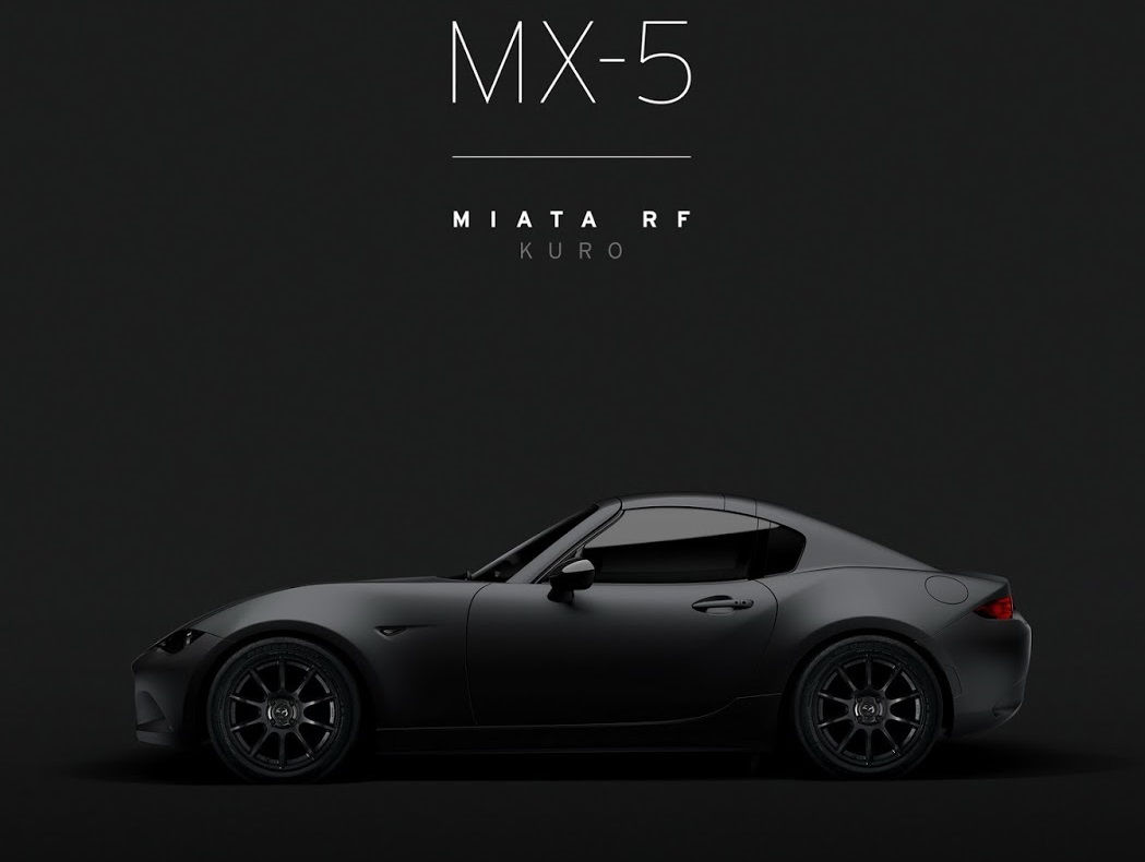 SEMA: Mazda Teases MX-5 Speedster And RF Kuro Concepts - AutoSpies ...