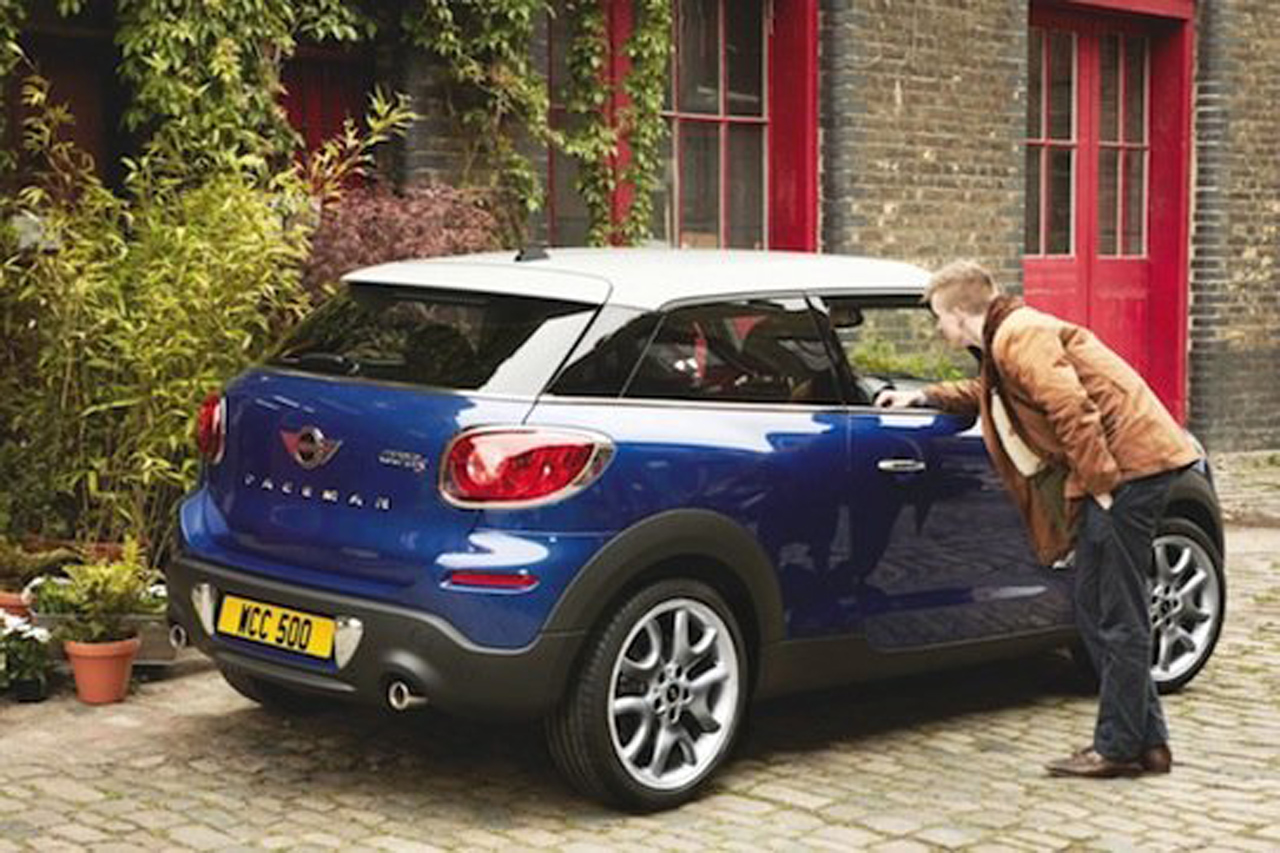 amazing selection autumn shoes recognized brands The Full Monte On The Mini Paceman - Is It Everything You ...