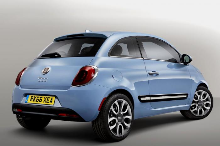 fiat new release carFirst Look  Fiat Prepares All New 500 For 2016 Release
