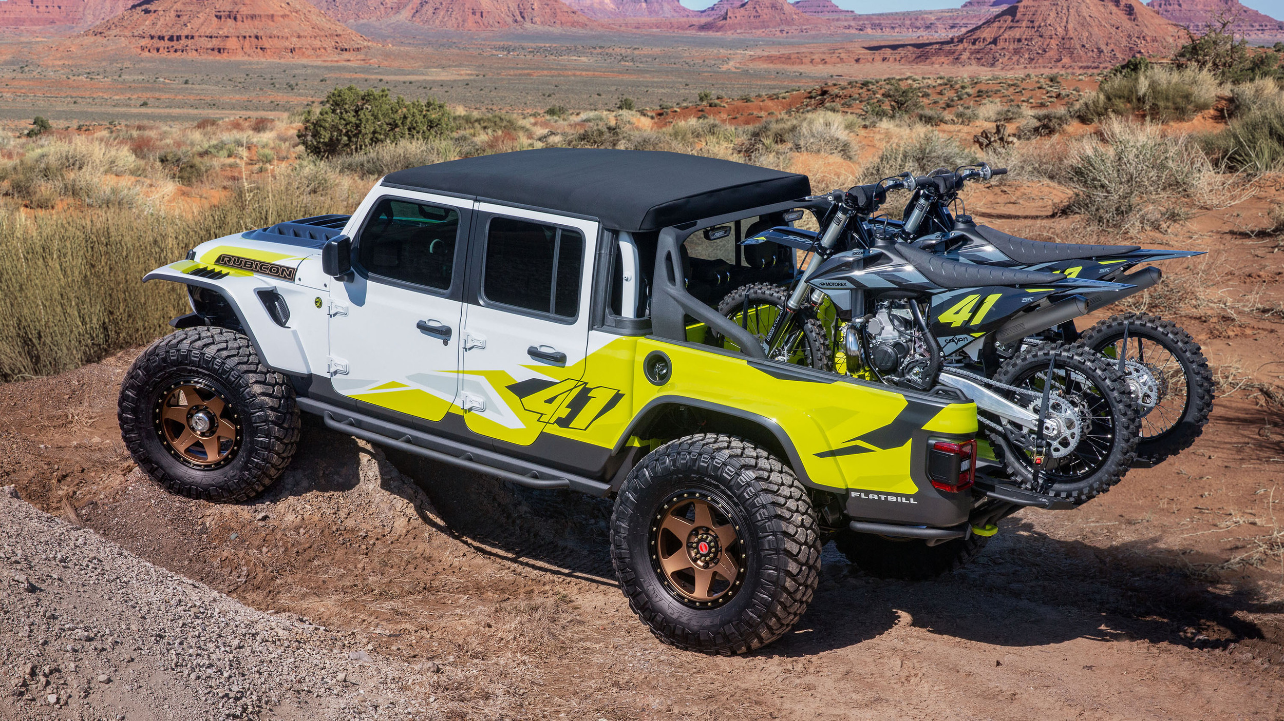 Gladiator Front And Center As 2019 Jeep Moab Easter Safari ...