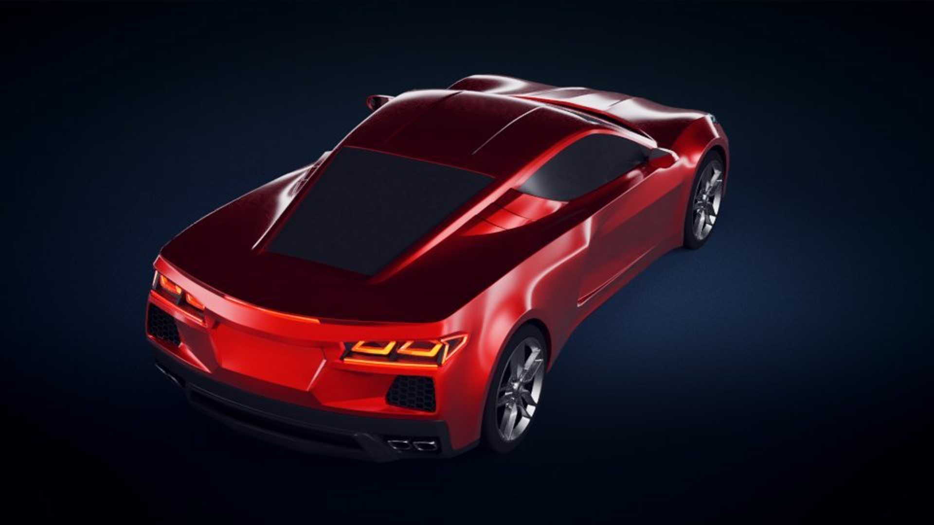 Do These Fresh Mid-Engined Corvette Renders Whet Your ...