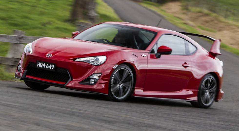 RICE OR NICE? Toyota Releases GT 86 Aerodynamic Package ...