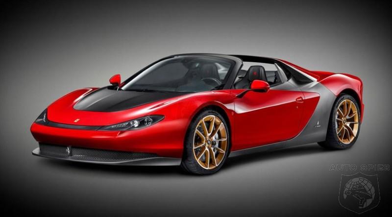 Ferrari Execs Can T Decide If They Should Build A Low Cost Dino