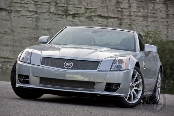 Cadillac Considering A New XLR Sports Car
