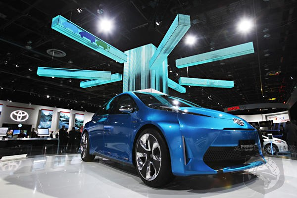 Does Toyota Get The Respect It Deserves For Innovation?