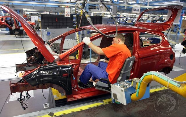 Obama Administration Ponders Boosting Federal Aid To Displaced Autoworkers