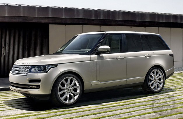 AUTOS: 2013 Range Rover Is Sold Out