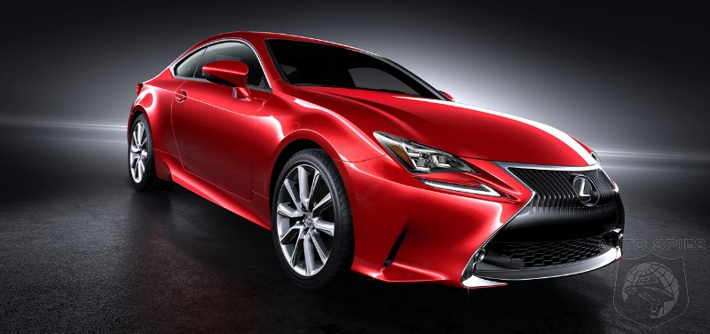 They're BACK! Lexus Passes Mercedes-Benz In May Sales - Focusing On The Hunt For BMW