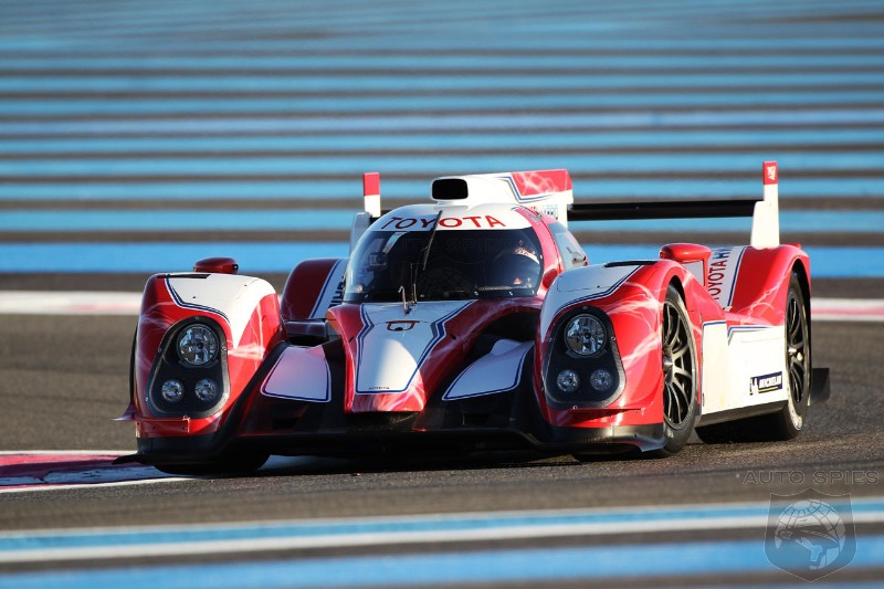Toyota Forced To Delay Debut Of LeMans Racer After Crash