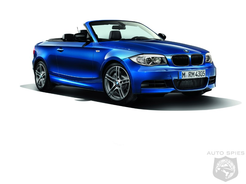 STUD OR DUD? BMW Puts Muscle Behind The 1-Series By Launching The 2013 135is Coupe And Convertible