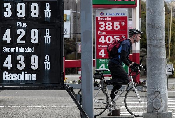 PAIN AT THE PUMP: Senators Want To Raise Gas Taxes By 12 Cents A Gallon