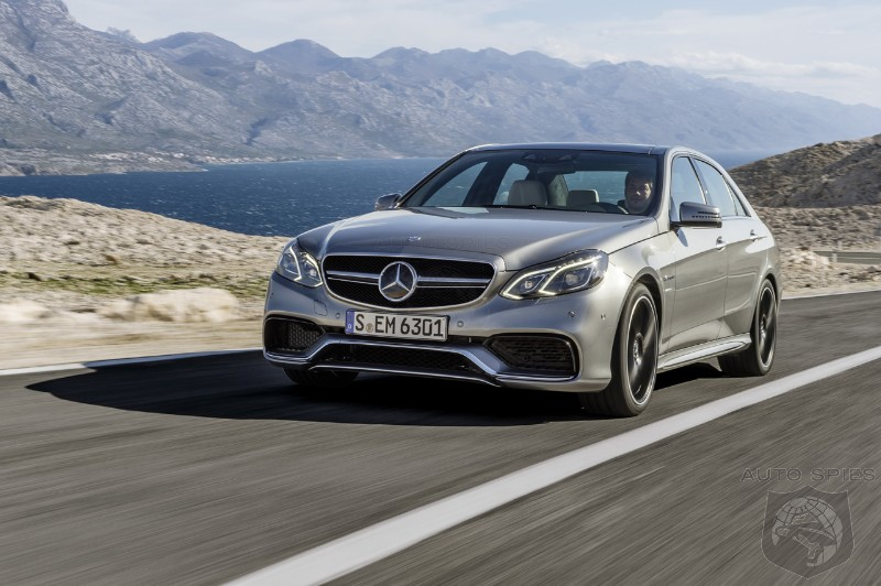DETROIT AUTO SHOW: Mercedes-Benz Details The E63 AMG, Should The S6 Or M5 Be Worried?