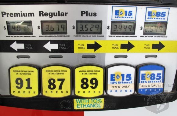 Study Shows Consumers Are No Longer Concerned About Rising Gas Prices