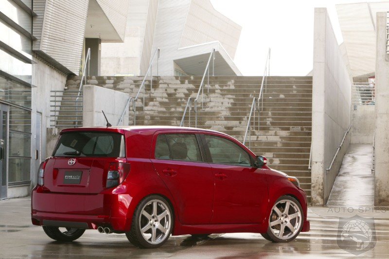 Scion Dwindles To Only Three Models After Decision To Kill xB and xD