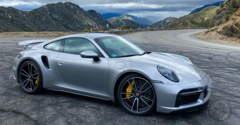 2021 Porsche 911 Carrera Announced With A 7 Speed Manual Transmission
