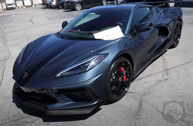 WATCH: Customer Gives Dealer $100K Budget To Option New C8 Corvette And THIS Is What He Got