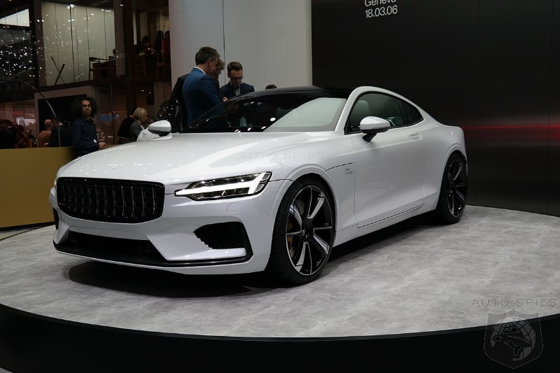 Polestar 1 And 2 To Be Sold Via Subscription Within Boutique Stores