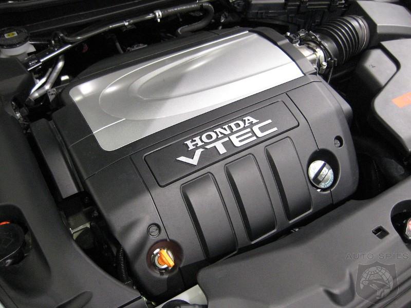 Big Mistake  Honda Says No More V6 U0026 39 S For It U0026 39 S Sedans