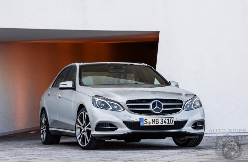 STUD OR DUD? Did The All New 2014 Mercedes-Benz E-Class Redefine The Class?