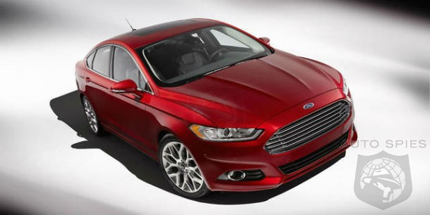 Ford Fusion Gets Second Recall In a Week - This Time For Faulty Headlamps