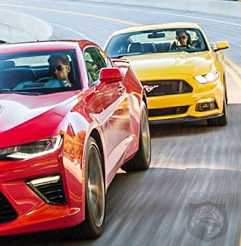2016 Camaro Ss Vs Ford Mustang Gt Which Is The Best All Around Pony Car