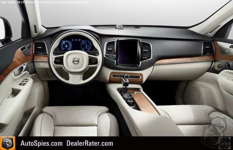 How About These Apples? Next Gen Volvo XC90 To Have 400HP And Be Cleaner Than A Prius