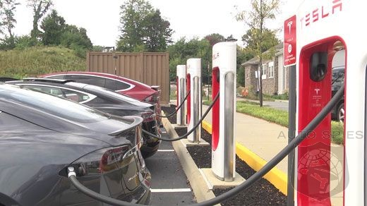 Tesla Goes For The CASH By Drastically Increasing Supercharging Prices