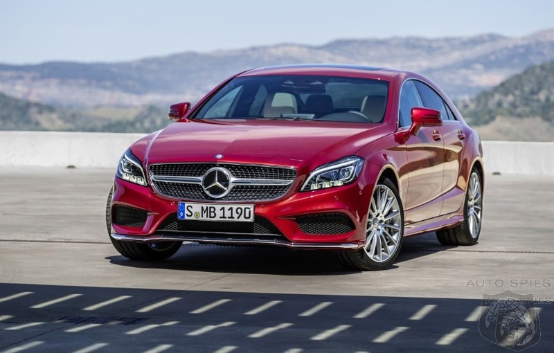 Stud Or Dud? Does The 2015 Mercedes-Benz CLS Update Trip Your Trigger?
