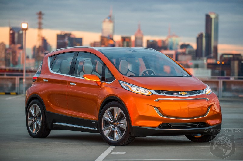 Chevrolet Throws In 10 000 In Leasing Incentives For California Bolt Ev Buyers Autospies Auto News