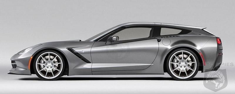 Should Chevrolet Consider Making A Corvette SUV