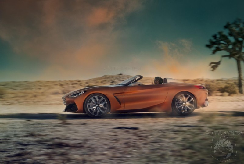 BMW Executive Promises New Z4 Will NOT Drive And Handle Anything Like A Toyota