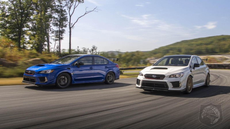 2019 Subaru WRX STi S209 Or 2020 C8 Corvette Where Would Your Money Go?