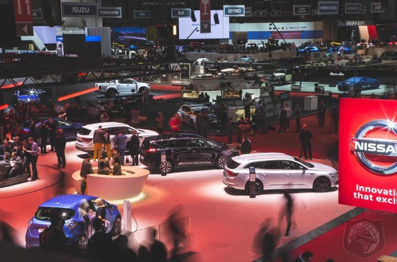 DEATH OF AN INDUSTRY? 2021 Geneva Motor Show Canceled, 2022 Also In Doubt