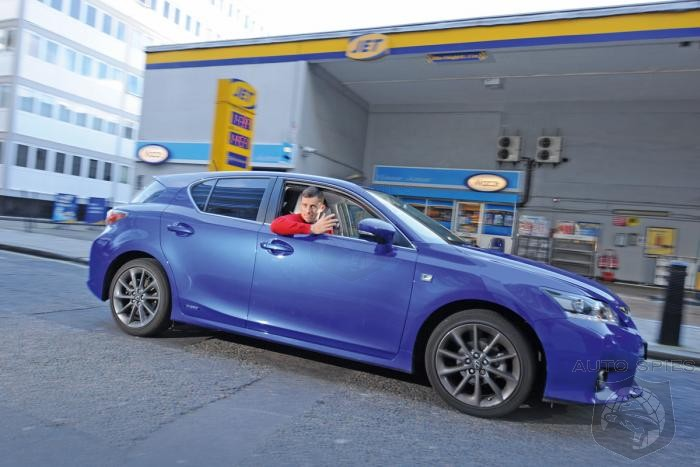 Auto Express Dubs Lexus CT 200h As A Glorified Prius After Wrapping Up 12 Month Test