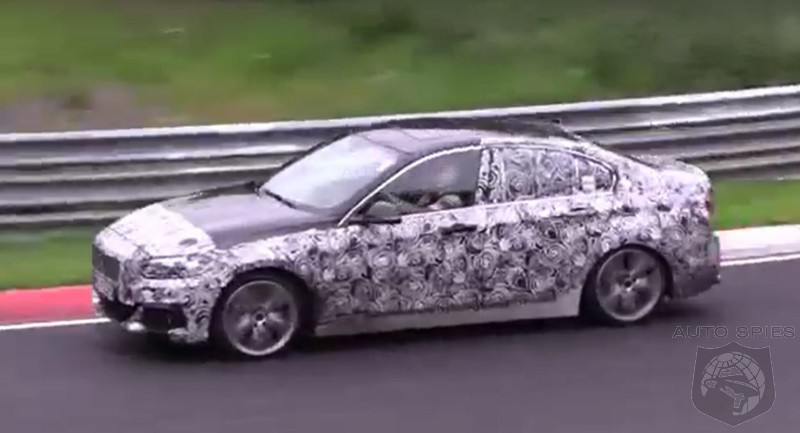 Video 2018 Bmw 2 Series Gran Coupe Caught Testing At Nurburgring