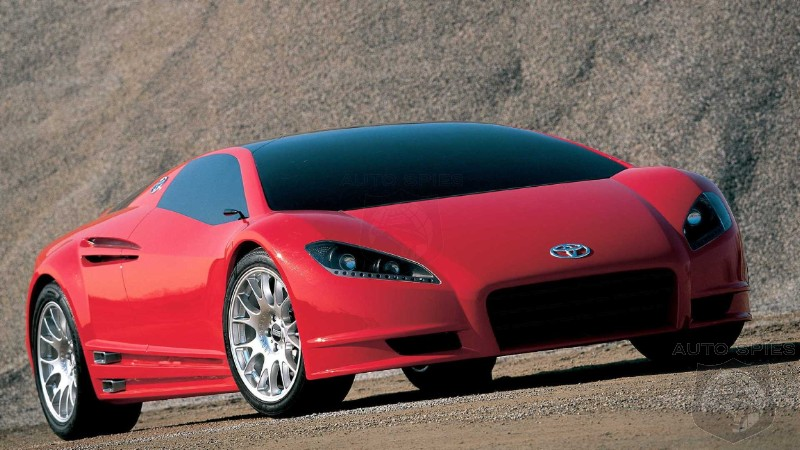 RUMOR MILL Toyota Is Feeling Out The Return Of The MR2