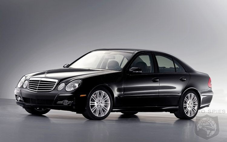 Mercedes-Benz E-Class Probed By NHTSA For Fuel Leaks