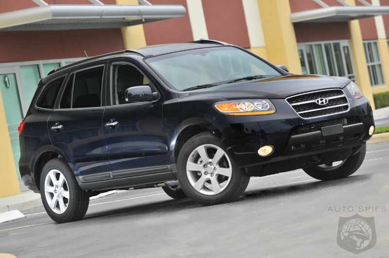 hyundai recalls 200 000 suvs for airbag issues autospies auto news. Black Bedroom Furniture Sets. Home Design Ideas